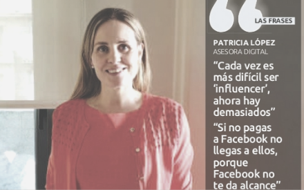 Artículo Faro de Vigo «Estalla la burbuja de los influencers»
