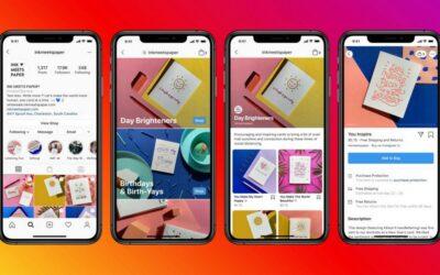 Facebook lanza Shops, nuevas tiendas online para vender en Facebook, WhatsApp e Instagram