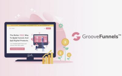 Groove Funnels – ¿Vale la pena? – Revisión, precios y plan gratuito