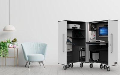Las oficinas que revolucionan el teletrabajo